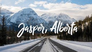Winter Adventures in Jasper Nat'l Park, Alberta