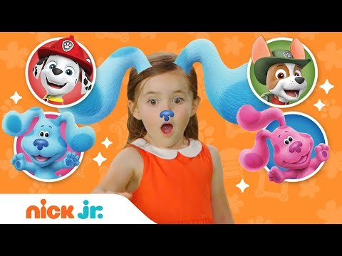 Play Junior Dress Up w/ Blue's Clues & You + PAW Patrol! ???? Ep  8