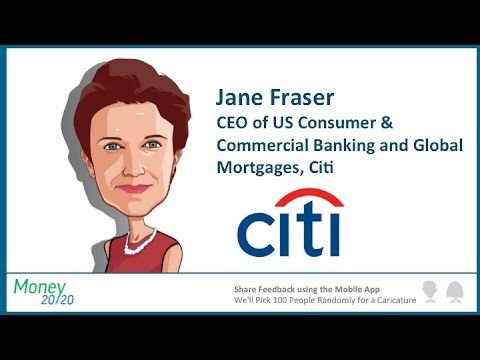 Jane Fraser (CEO of US Consumer & Commercial Banking, Citi ...