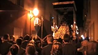 Procesión Cofradía de los Dolores del Puente (Callejones del Perchel) | Málaga 2014