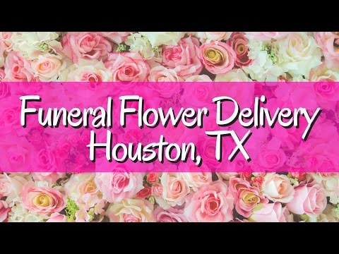 Flower Delivery Houston TX | Funeral Flowers in Houston Texas