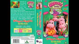 Potamus Park: Hungry Hippos And Other Stories 1997 UK VHS
