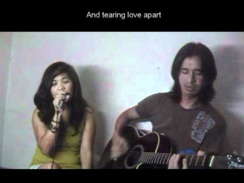 Jar of Hearts cover with Lyrics & Chords - YouTube
