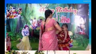 SAMHITHA BIRTHDAY VIDEO