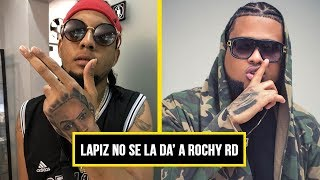 Lapiz Conciente NO ACEPTA el EXITO de Rochy RD!!
