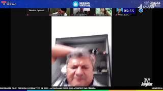 Hilmar Sérgio   Câmara de Morada Nova 23 04 21