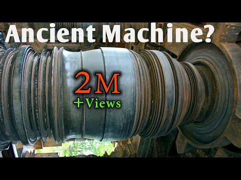 Hoysaleswara Temple, India - Built with Ancient Machining Technology?