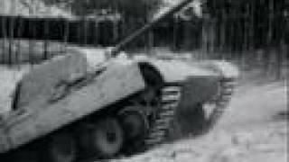 Panther Vs. US Tank