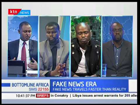 BOTTOMLINE AFRICA: Fake news era