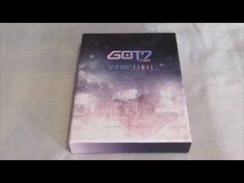 (Unboxing) GOT7 1st Concert; Fly In Seoul DVD