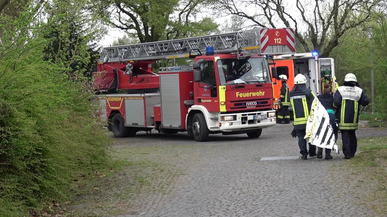 Feuerwehr Video Einsatz