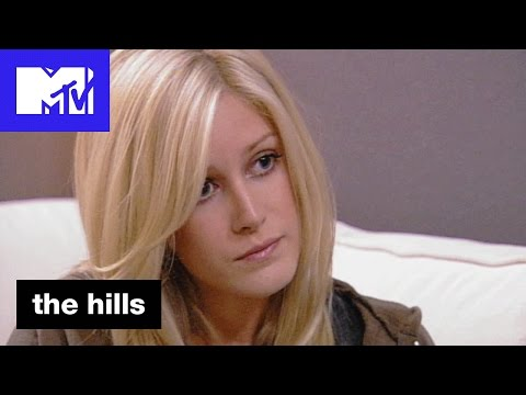 'Forgive and Forget' Official Throwback Clip   The Hills   MTV