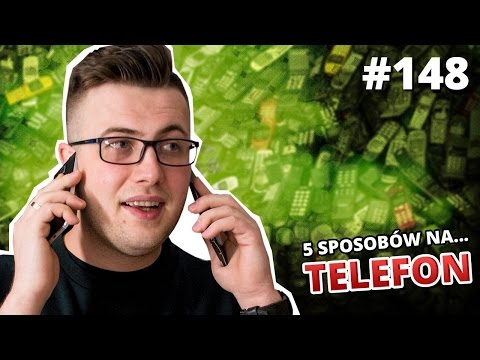 5 sposobw na... TELEFON