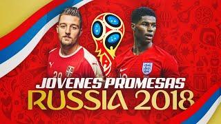 EL EQUIPO DE LAS PROMESAS DEL MUNDIAL DE RUSIA !! | FIFA WORLD CUP