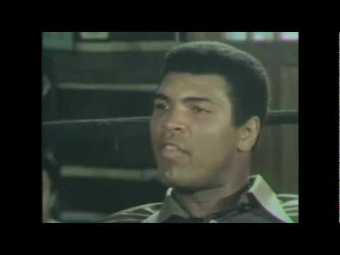 Muhammad Ali: Don't Give Up (Peter Gabriel)