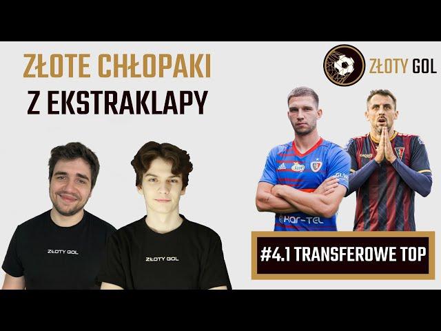 Kapustka, Kucharczyk i Baku, czyli transferowy TOP - Złote chłopaki z Ekstraklasy #4.1