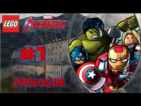 LEGO Marvel's Avengers (3DS) - Part 1: Prologue + 2 FREE GIVEAWAYS!