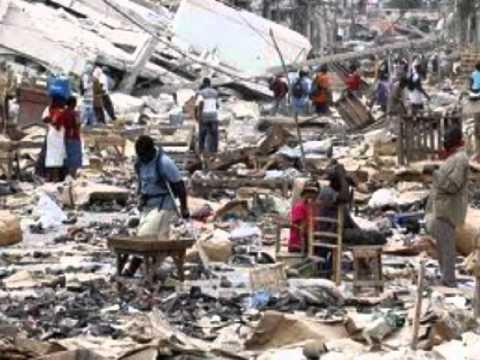 Haiti- extra credit for Kaffir Boy