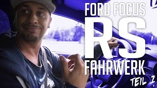 JP Performance - Ford Focus RS | Fahrwerk | Teil 1