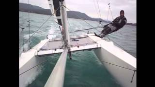 DART 18 WINTER SAILING