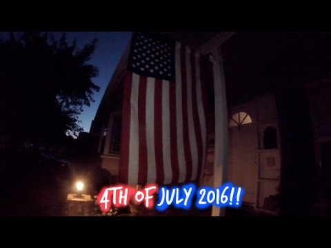 4TH OF JULY!! 2016 Gretchen Becker