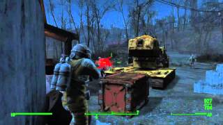 Fallout 4 Ghoul Problem At The Slog