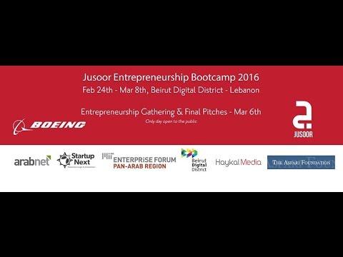 Jusoor  Entrepreneurship Competition 2016