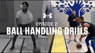 Train Like Steph | Ball Handling Drills