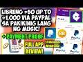 EARN ₱50 Hanggang ₱1,000 SA PAKIKINIG LANG SA MUSIC! + Payment Proof | Current Rewards Review