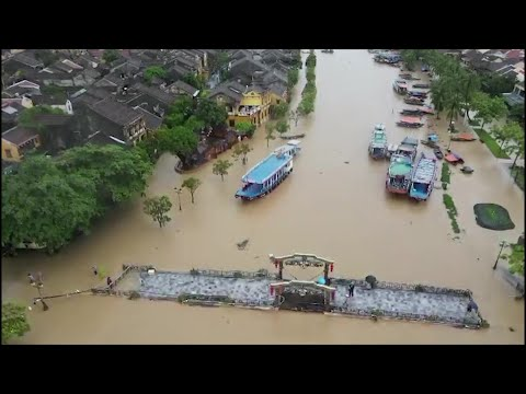 Five dead in central Vietnam from serious flooding | AFP