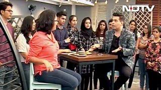 Watch Karan Johar in the hot seat as he answers NDTV's rapid fire r...