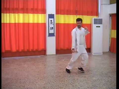"Chen Taiji Quan""Practical Method""-Er Lu-Athanasios Alexatos-Greece 2017"