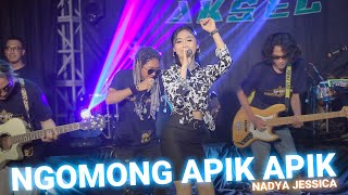Nadya Jessica - Ngomong Apik Apik (Official Music Video)