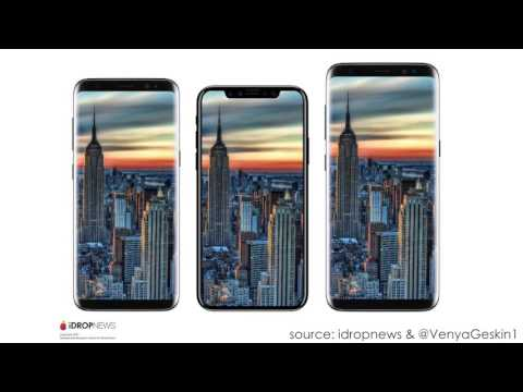 iPhone 8 FINAL Design vs Galaxy S8 I Ayaz Sheikh