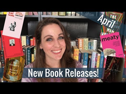 Exciting New Book Releases!!   April   2018   Kendra Winchester