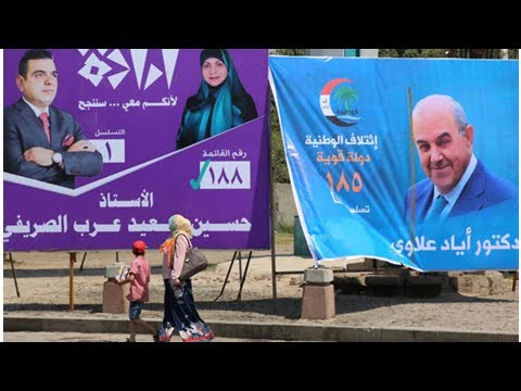 Iraq election 2018 results LIVE: Updates in first Iraqi election since ISIS defeat