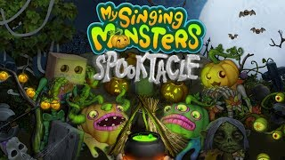 My Singing Monsters - Spooktacle Trailer (New Content) (2018)