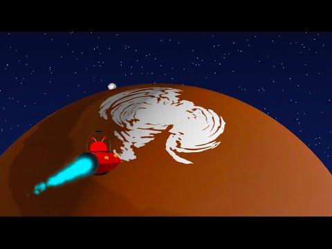 Den røde planeten