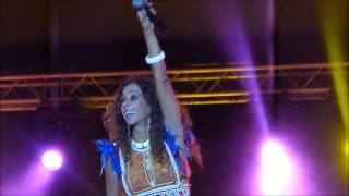 Sabor, sabor - Rosario Flores. Concierto Almuñecar 10/08/2013