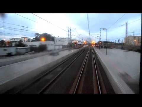 ligne casablanca kenitra train corail vitesse maximale a 160km/h a 6h du matin
