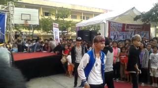 Dynamic Fake Love Live Show ស្នេហាក្លែងក្លាយ [ Sonthormuk High School 2015 ]