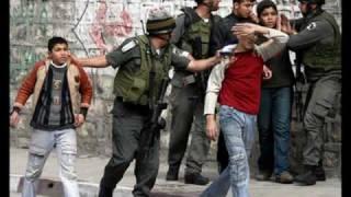 معاناة شعب فلسطين