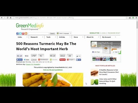 Adding Piperine, An Extract In Black Pepper, Makes Turmeric 2000% More Bioavailable