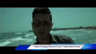 Gambar cover Faydee ft. Shaggy, Mohombi & Costi - Habibi ( Gabito Deep Remix )