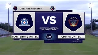 DStv Premiership | Maritzburg United v Chippa United | Highlights