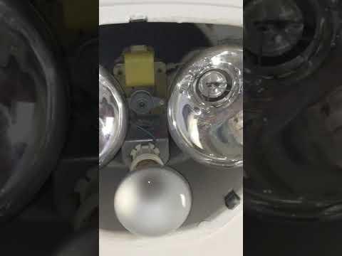 ixl exhaust fan motor