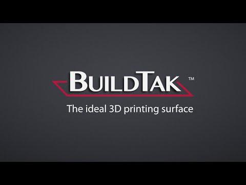 BuildTak Installation Guide