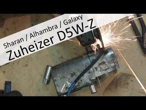 Standheizung, Zuheizer Reparatur Eberspächer D5W-Z Sharan, Alhambra, Galaxy