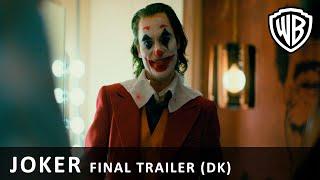 JOKER - Final Trailer (DK)