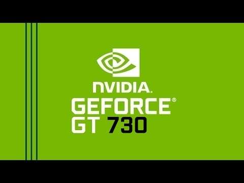 Top 20 Games Playable on NVidia GeForce GT 730